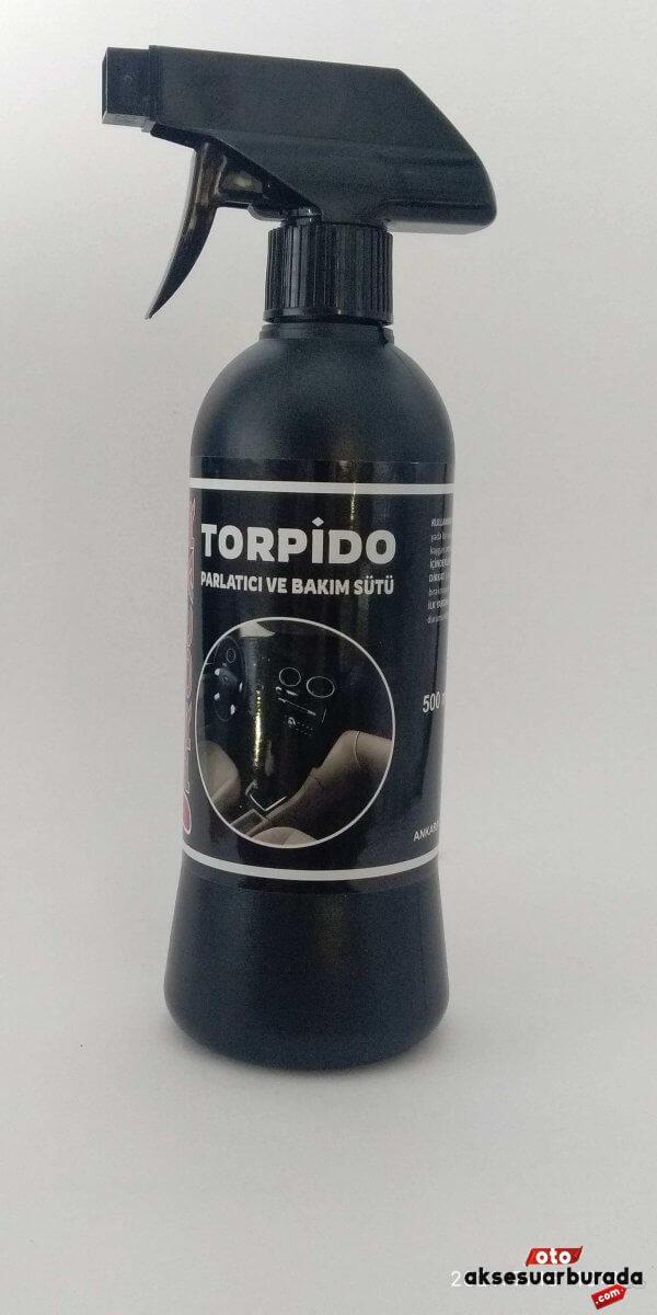 Yeni Procar Oto Torpido Göğüs Parlatma Sütü 500ML